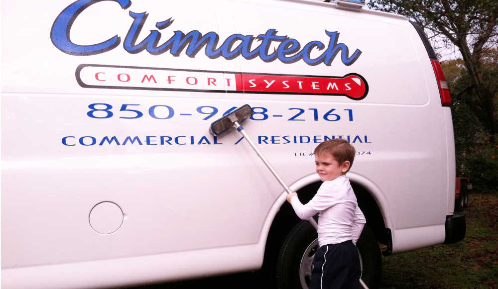 Climatech of professional air pensacola contact u