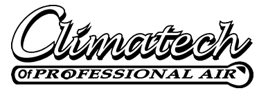 Climatech of professional air pensacola logo footer