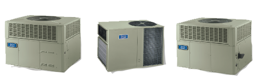 Silver series packaged system from climatech pro air