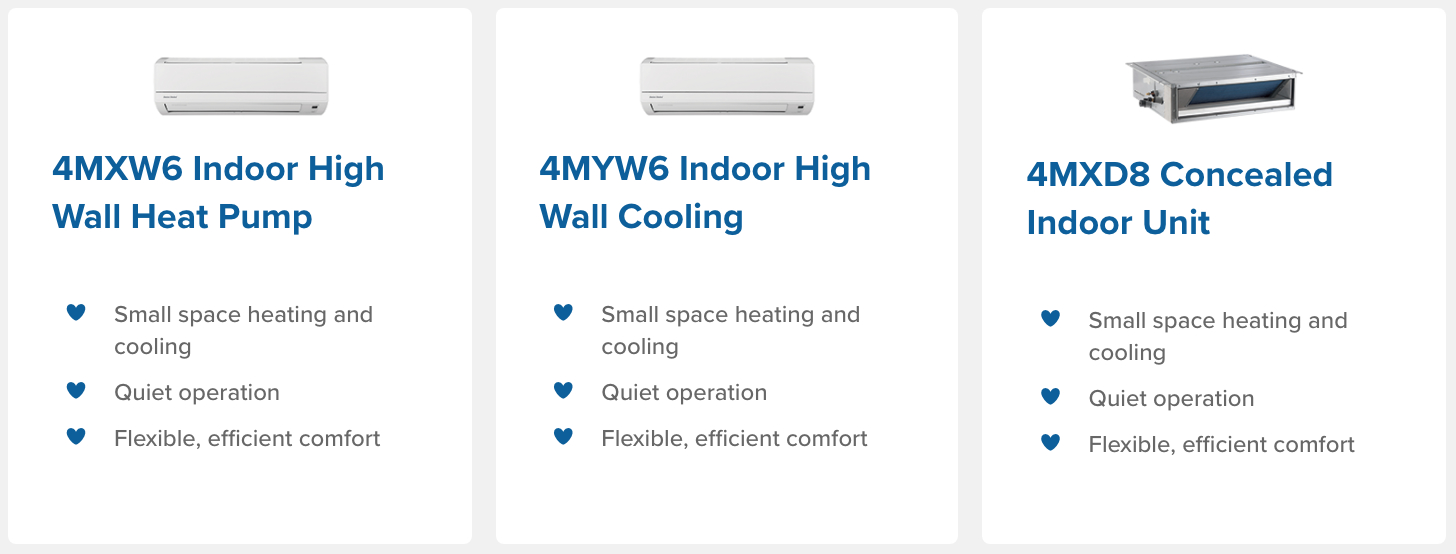 indoor ductless units 2 climatech pro air