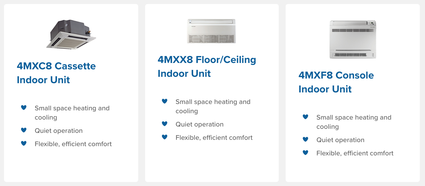 indoor ductless units 3 climatech pro air