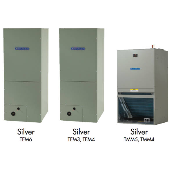 silver series air handlers climatech