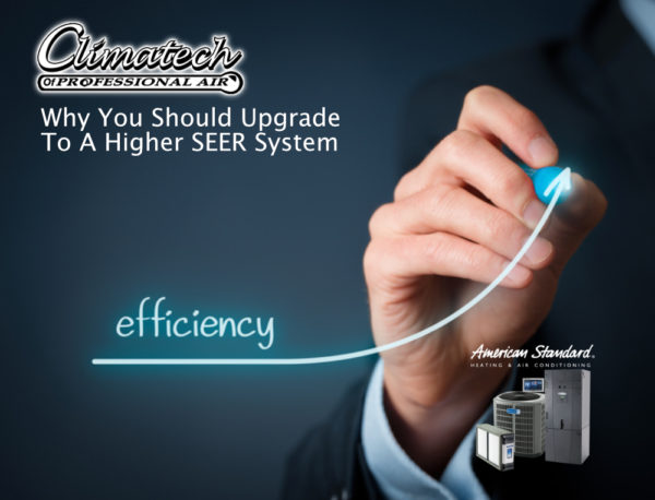 Why You Should Upgrade to a Higher SEER HVAC System